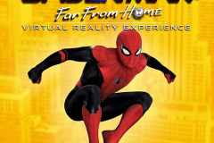 Spider Man: Far From Home VR